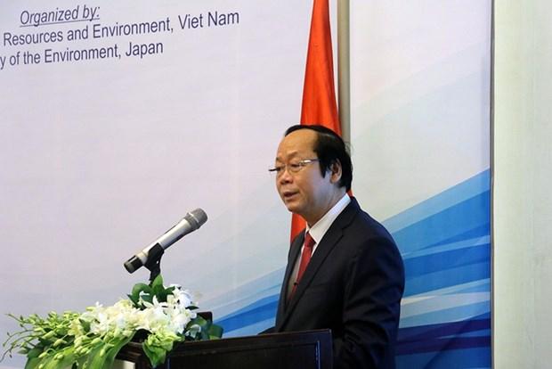Vietnam seeks suitable environmental technologies from Japan hinh anh 1