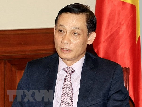 Vietnam expands international cooperation in maritime issues hinh anh 1