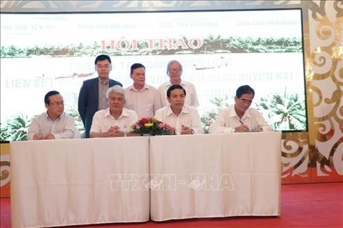 Eastern coastal Mekong Delta provinces link up for sustainable growth hinh anh 1