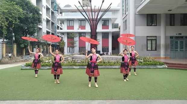 New Year celebration of ethnic Mong people promoted in capital hinh anh 1