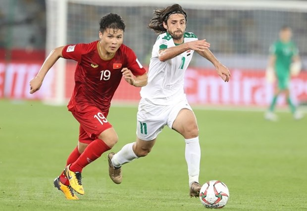 Asian Cup 2019: Quang Hai among 10 best performers hinh anh 1