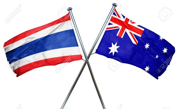 Thailand, Australia discuss bilateral cooperation hinh anh 1
