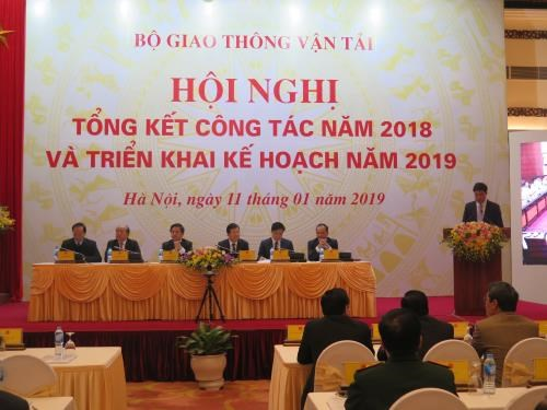 Transport sector targets 8-9 percent growth in 2018 hinh anh 1