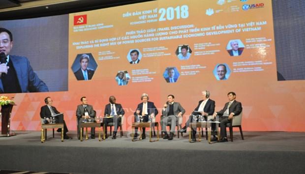 Vietnam Economic Forum to take place on January 16-17 hinh anh 1