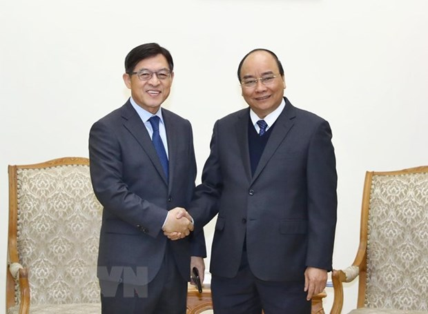 PM: Vietnam to facilitate Samsung's operations hinh anh 1