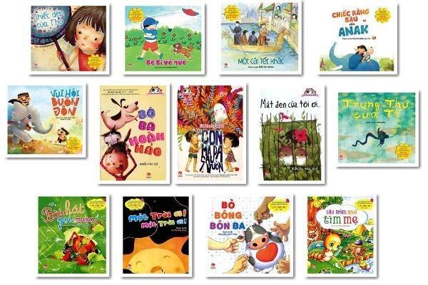 Vietnamese, Danish authors get children involved in literature hinh anh 1