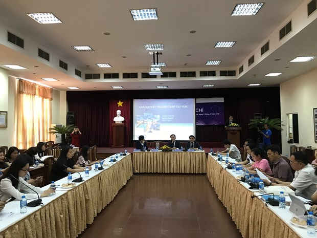 Vietnam Int'l Arbitration Centre receives 180 disputes in 2018 hinh anh 1