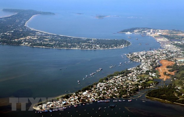 Quang Nam province attracts 5.8 billion USD in FDI hinh anh 1