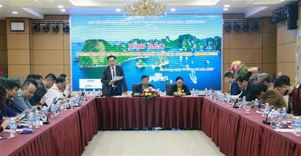Gala celebrating ASEAN Tourism Forum 2019 to be held in Quang Ninh hinh anh 1