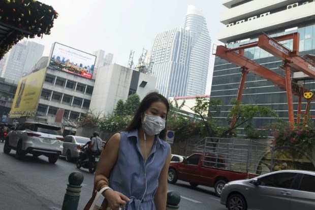 Thailand to make artificial rain to tackle air pollution hinh anh 1