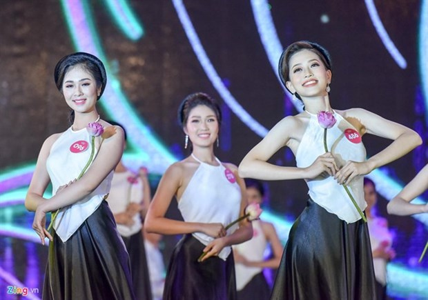First Miss World Vietnam 2019 contest launched hinh anh 1
