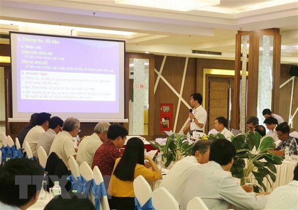 Conference discusses potential impact of Laos' Pak Lay hydropower project hinh anh 1