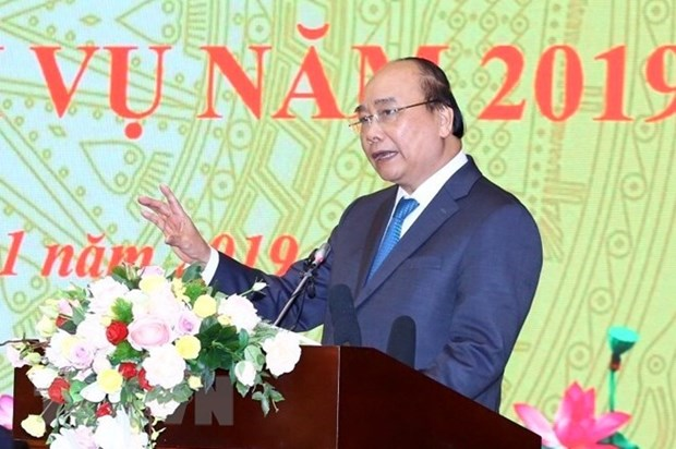 PM asks ministry to enhance Vietnam's rankings in ICT hinh anh 1