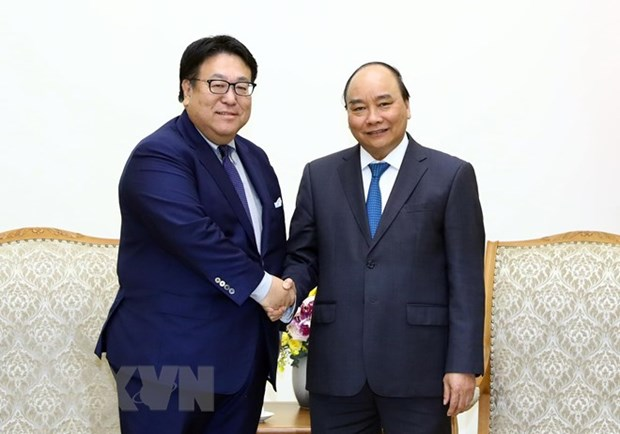 Prime Minister vows support to Japanese businesses hinh anh 1