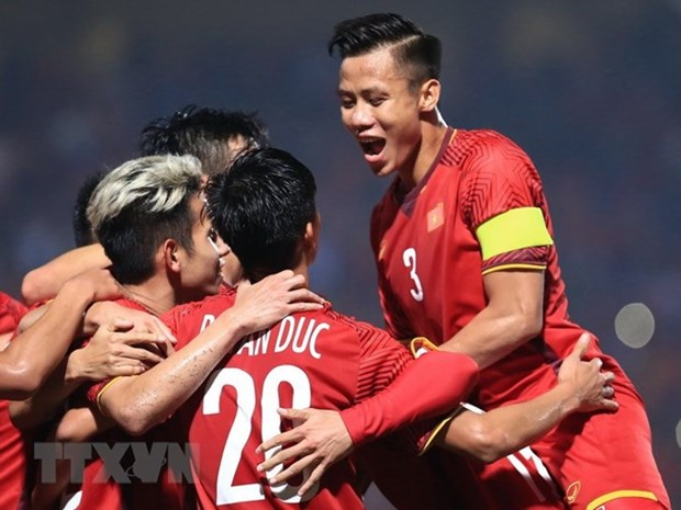 Asian Cup 2019: Que Ngoc Hai among 10 best performers of second round hinh anh 1