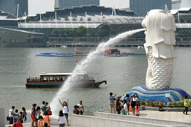 Singapore aims to become Asia's enterprise financing hub hinh anh 1