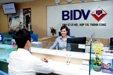BIDV reports pre-tax profit of 414.2 million USD last year hinh anh 1