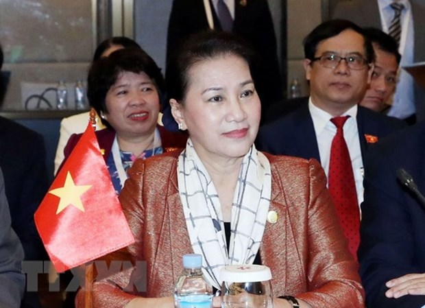 APPF-27 wraps up, adopting Siem Reap joint declaration hinh anh 1