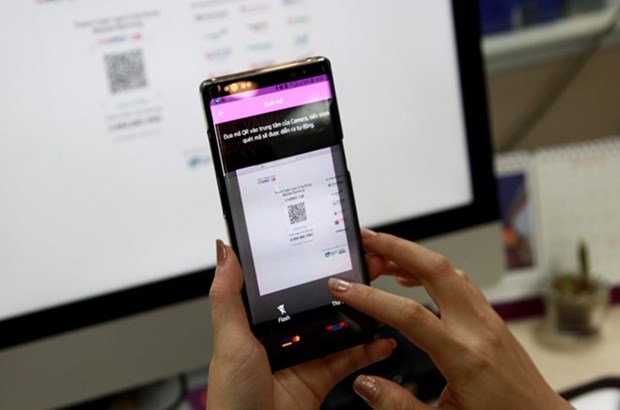 Cashless payments an irreversible trend: SBV hinh anh 1