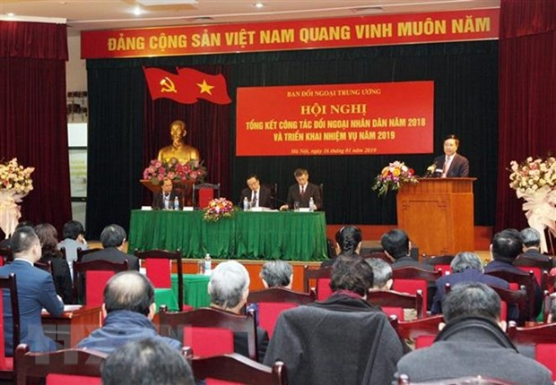 Deputy PM requests full potential reached in people-to-people diplomacy hinh anh 1