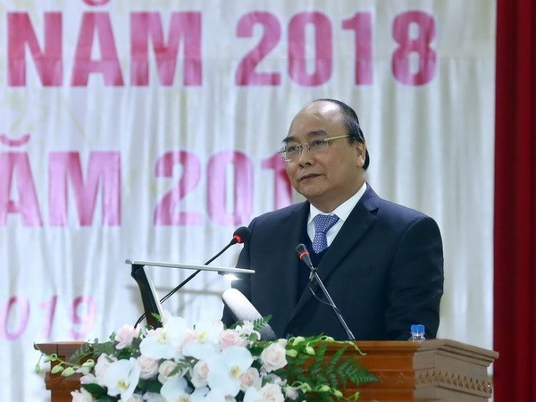 PM applauds inspection sector's contribution to corruption fight hinh anh 1