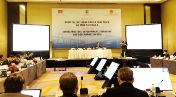 Workshop seeks ways to attract investment for infrastructure development hinh anh 1