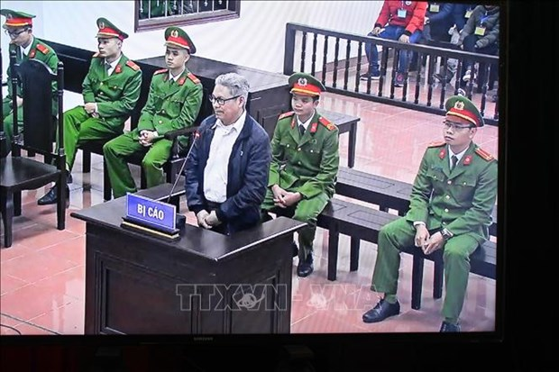 Appeals court reduces penalty on man charged with anti-state activities hinh anh 1