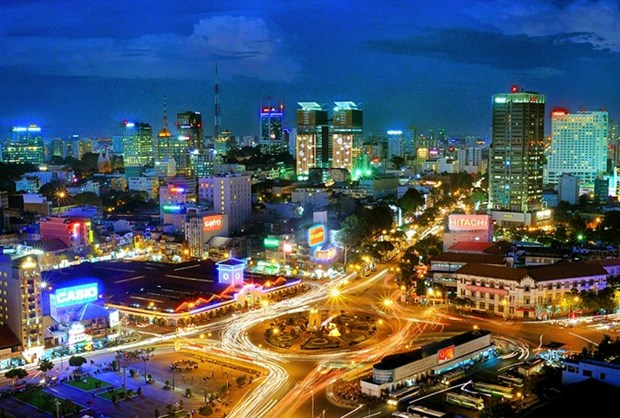 HCM City, Hanoi among most dynamic growing cities hinh anh 1