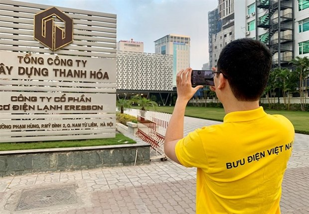 Localities told to collect data for national digital map hinh anh 1