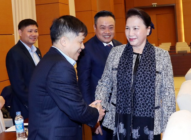 NA to address policy obstacles facing oil & gas sector hinh anh 1