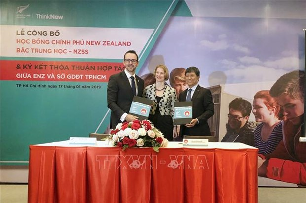 Opportunities for Vietnamese students to access New Zealand education hinh anh 1