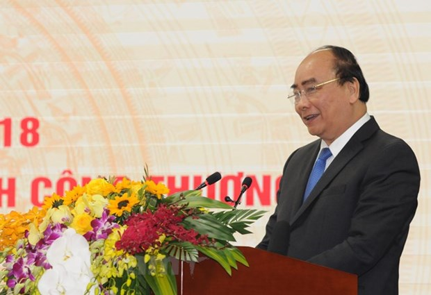 PM asks industry-trade ministry to promote autonomy, self-reliance hinh anh 1