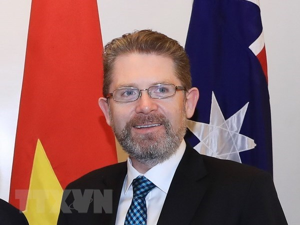 Australian Senate President to pay official visit to Vietnam hinh anh 1