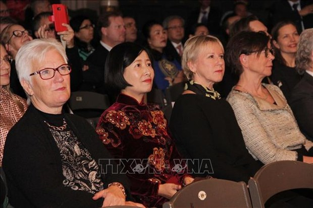 50th anniversary of Vietnam-Sweden diplomatic ties marked hinh anh 1