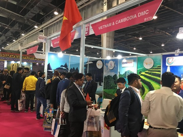 Vietnam attends South Asia's Leading Travel Show in India hinh anh 1
