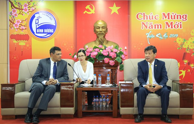 WB to consider more loans for infrastructure projects in Binh Duong hinh anh 1