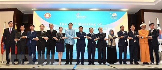 18th ASEAN+3 Tourism Ministers Meeting opens in Quang Ninh hinh anh 1
