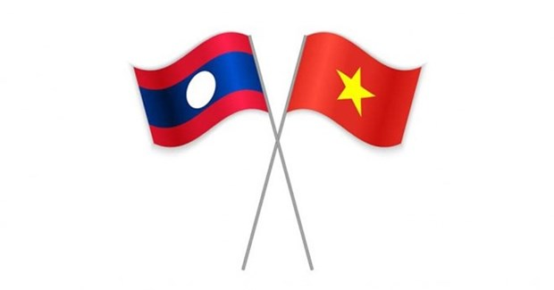 Embassy of Vietnam in Laos congratulates host army on founding anniversary hinh anh 1