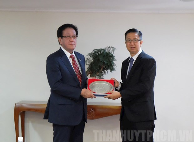 HCM City bolsters cooperation with Japan's Hokkaido prefecture hinh anh 1