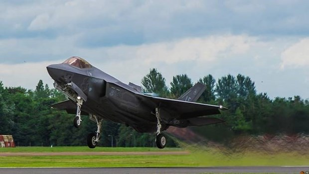 Singapore picks US F-35 fighter jet to replace aging fleet hinh anh 1
