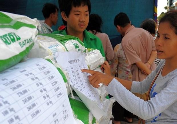Cambodia, Myanmar against EC's rice tariff decision hinh anh 1