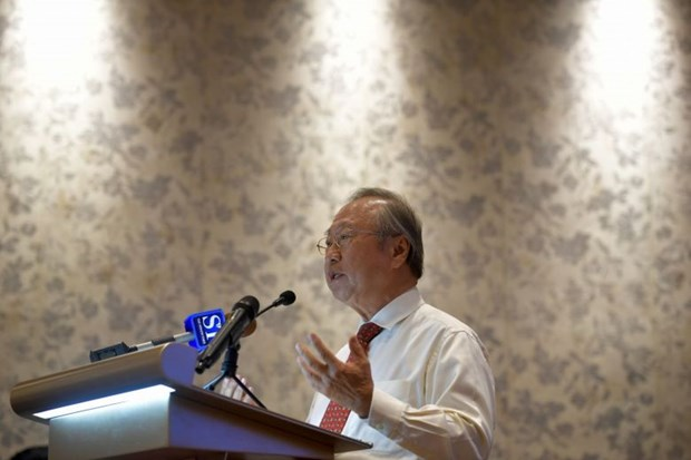 Singapore: Former presidential candidate applies to form new party hinh anh 1