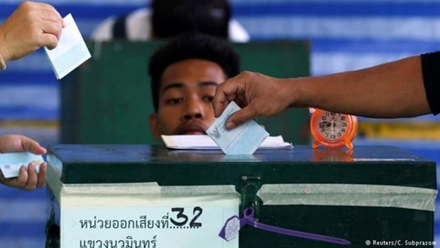 Thai Government prefers to organise election on March 24 hinh anh 1