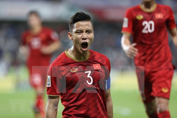 Vietnam win last ticket to Asian Cup knockout round hinh anh 1