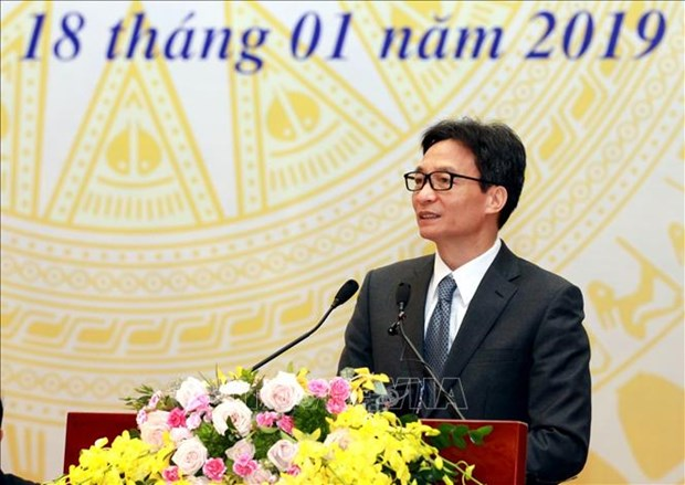 Training skillful workers is of utmost importance: Deputy PM hinh anh 1