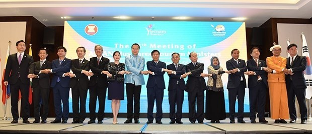 East Asian partners facilitate ASEAN travel hinh anh 1