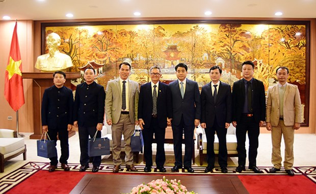 Hanoi respects and facilitates operations of religions: official hinh anh 2