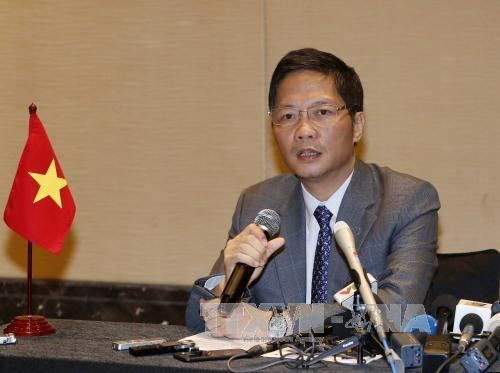 Vietnam attends first meeting of CPTPP Commission hinh anh 1