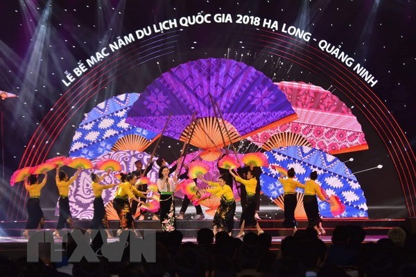 National Tourism Year 2018 - Ha Long - Quang Ninh concludes hinh anh 1