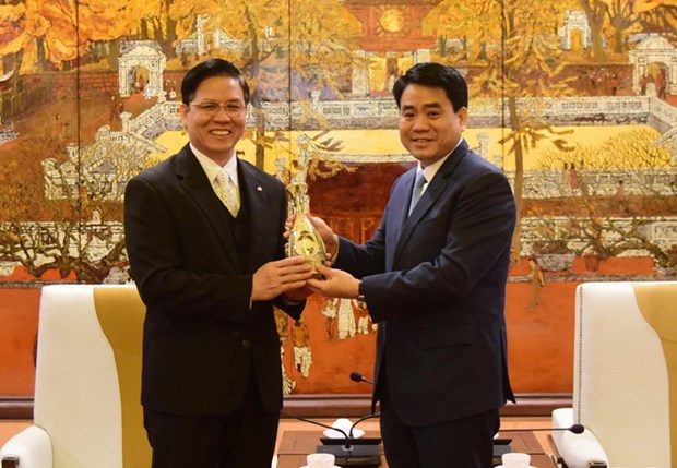 Hanoi respects and facilitates operations of religions: official hinh anh 1